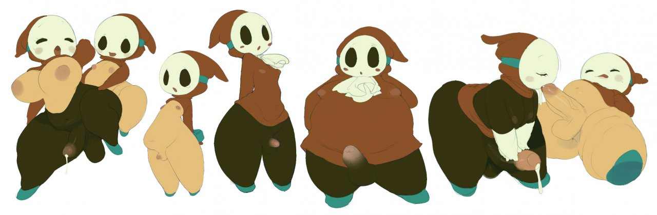 and shy guy shy gal What if adventure time was a 3d anime secrets