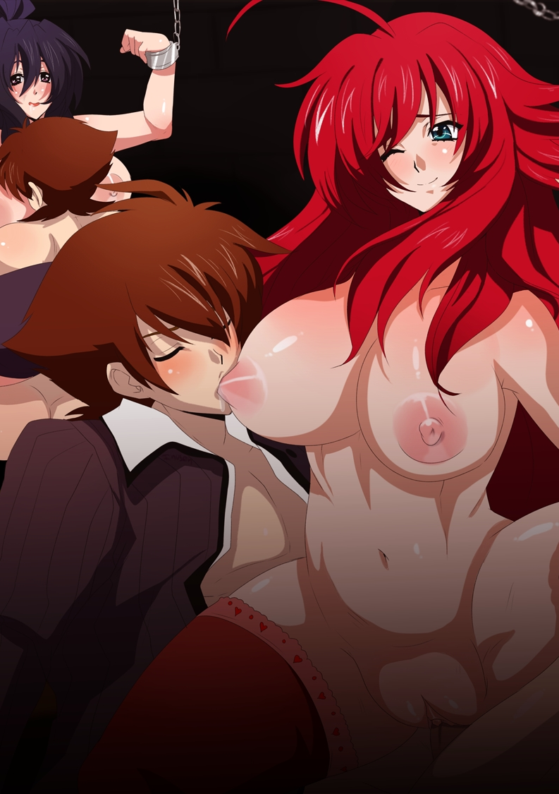 highschool fanfiction pregnant and dxd rias issei Crash of the titans coco