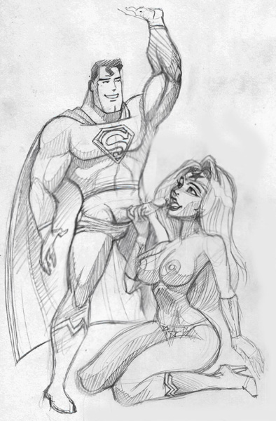 superboy superman justice young and The god-emperor of mankind
