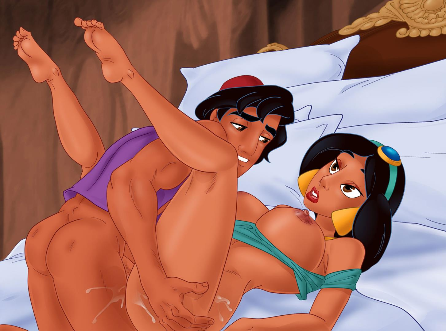 jasmine nude princess jafar with How to train your dragon fanfiction hiccup and astrid