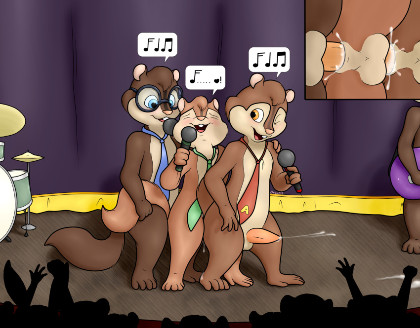 chipmunks the sex and alvin videos Ds3 dancer of the boreal valley futa