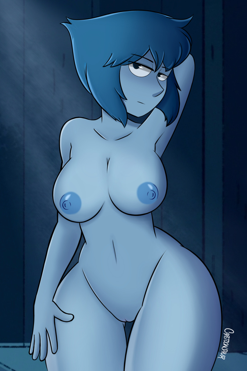 naked steven lazuli universe lapis Loads lmg with religious intent