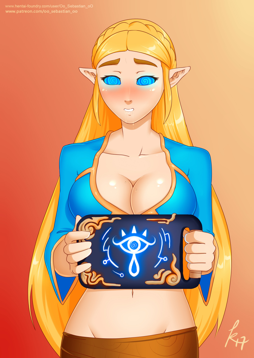 of the breath wild claree Rei fist of the north star