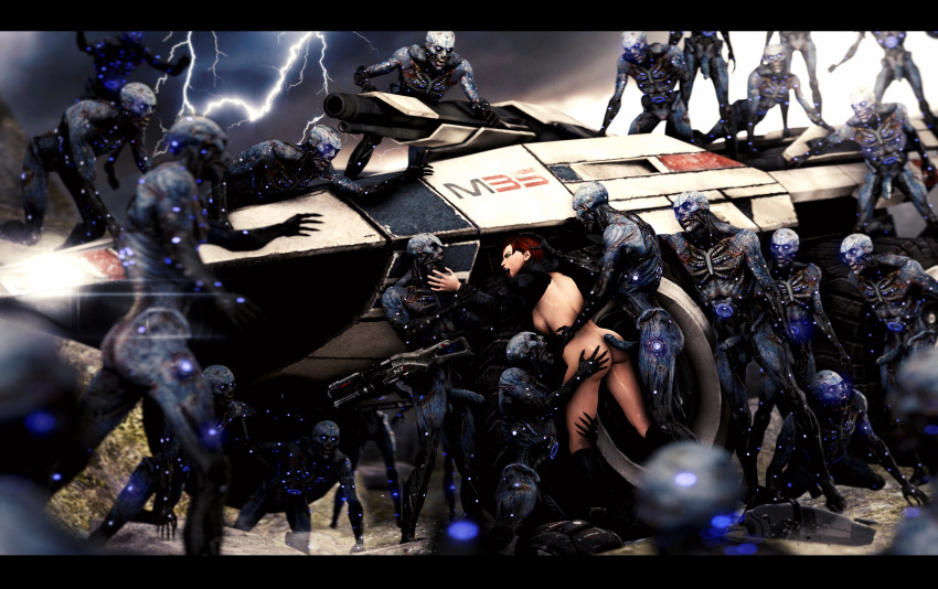 porn gif futa mass effect Brandy trials in tainted space