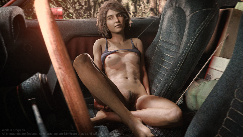 of clementine walking pictures the from dead Breath of the wild sfm porn