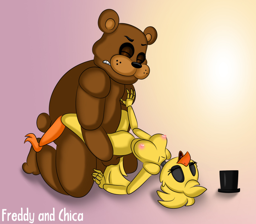 at chica nights freddy's nude five Grinding in fire emblem awakening