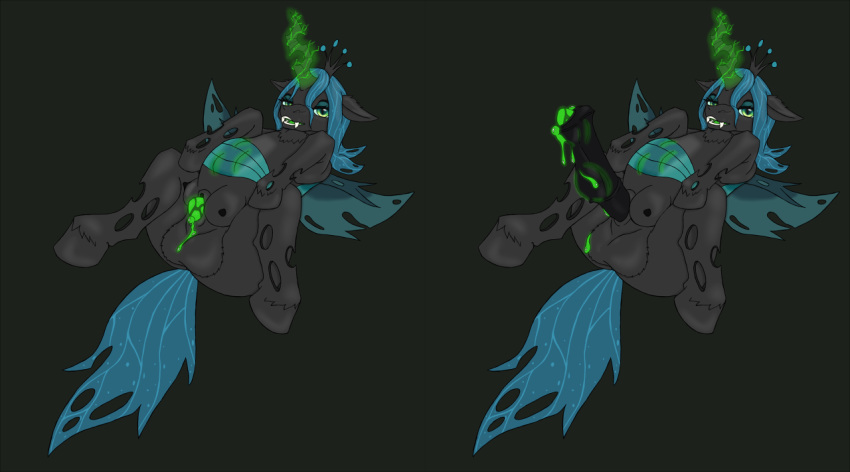 chrysalis little pony queen my I'll have you know that there's no pussieeee
