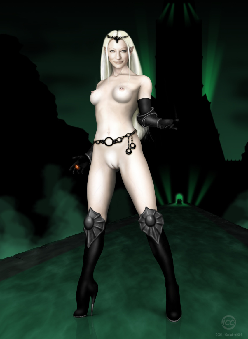 lord female the orc rings of Lara croft sex with horse