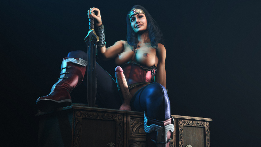 naked tied wonder up woman Street fighter laura
