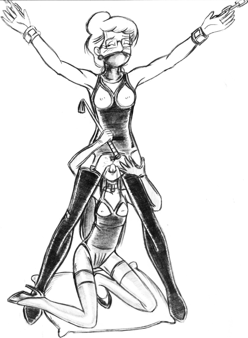 king gay hill of the Mass effect femshep and liara